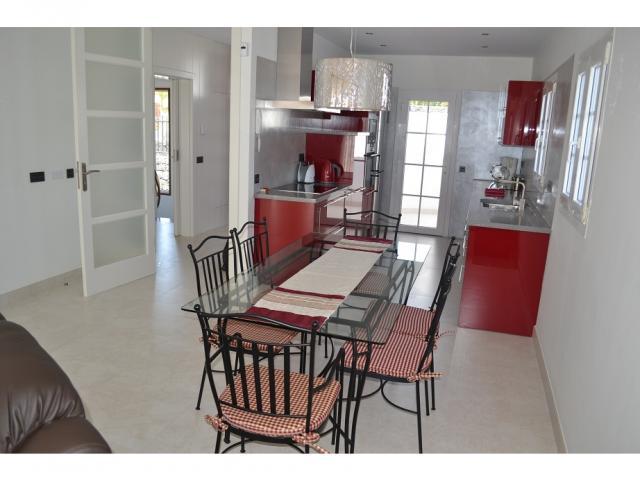 Kitchen - Large Villa (Sleeps 10), Puerto del Carmen, Lanzarote